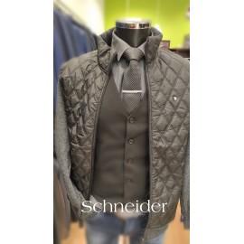 Steppelt excluisive pulóver fekete
