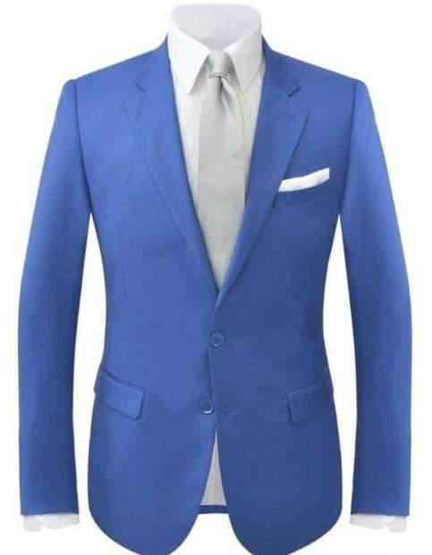 Royal Blue SLIM Sportzakó