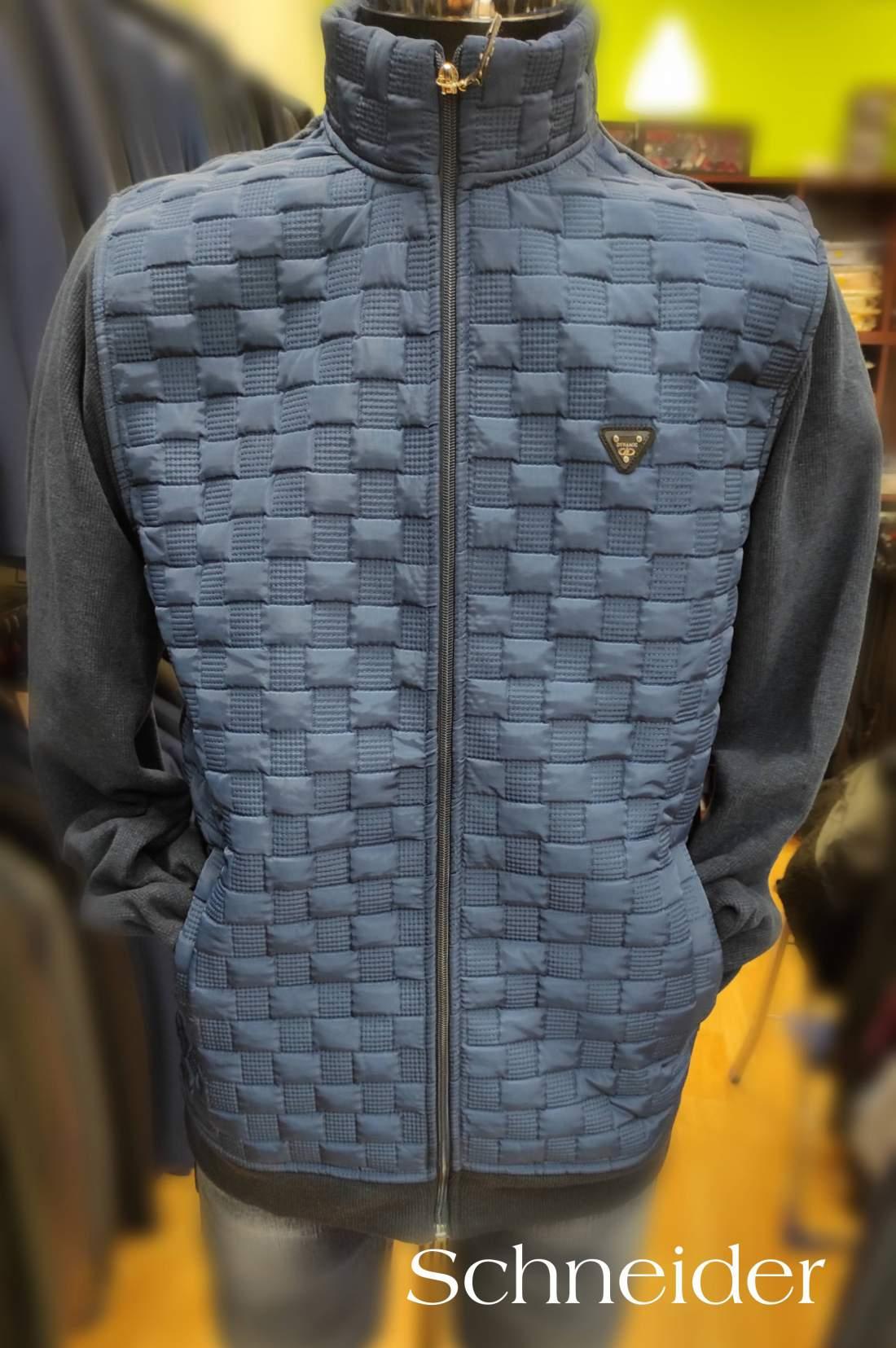 Steppelt excluisive pulóver kék